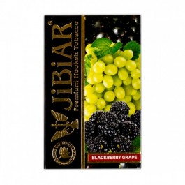 Jibiar Blackberry Grape (Ежевика Виноград) - 50 грамм